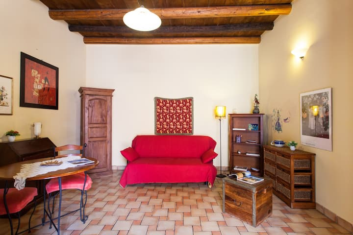 The cosy house in the heart of Palermo