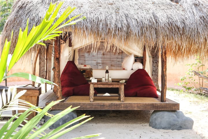 Eco Lodge 'Bale' Gili Asahan Lombok