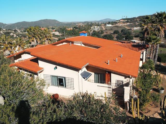 Suite Ammaras en La Torre Azul en Rancho Tecate