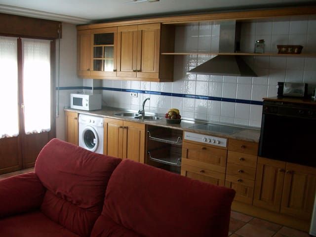 Smart and comfortable apartment - San Adrián - Apartament