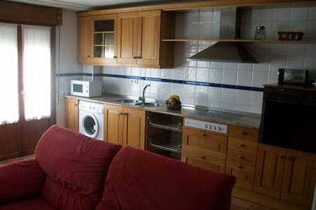 Smart and comfortable apartment - San Adrián