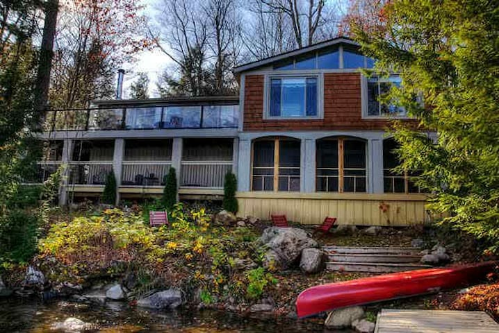 Breath Taking Muskoka Escape - Baysville - Outro