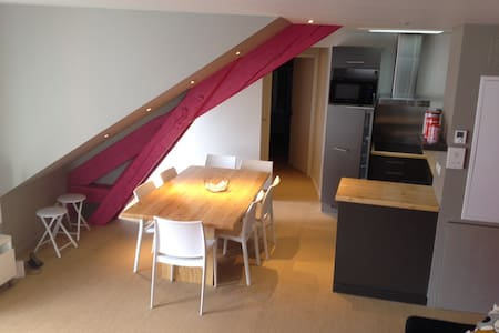 Appartement standing hyper centre - Apartment
