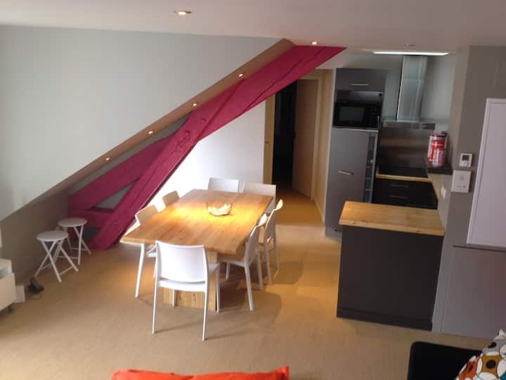 Appartement standing hyper centre