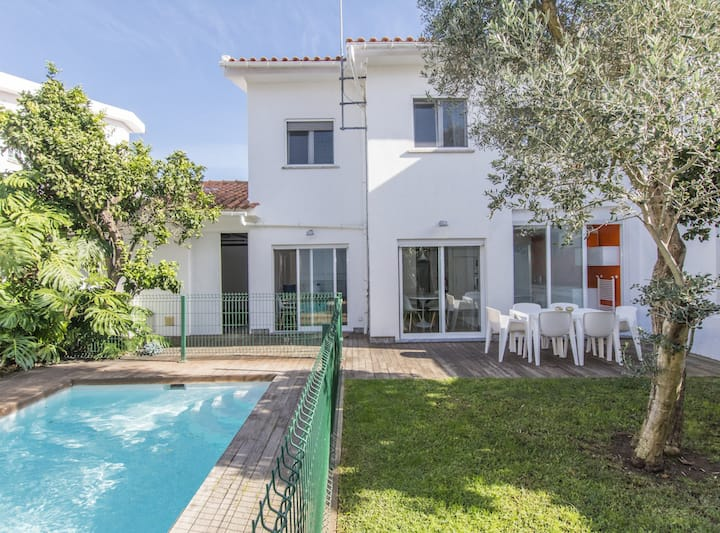 HOUZE_Lovely villa w/ 3 bedrooms and swimming pool