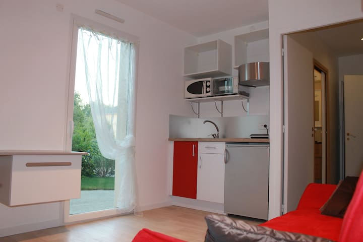 Very nice Studio near the beach - Saint-Nazaire - Leilighet