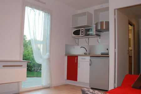 Very nice Studio near the beach - Saint-Nazaire - Lakás