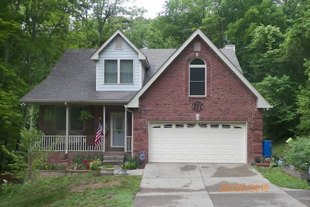 Child Friendly East of Nashville Wooded & Quiet - Lebanon