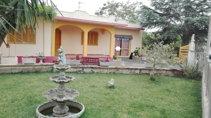 Villa Rita - Contrada Scorpio-noha - วิลล่า