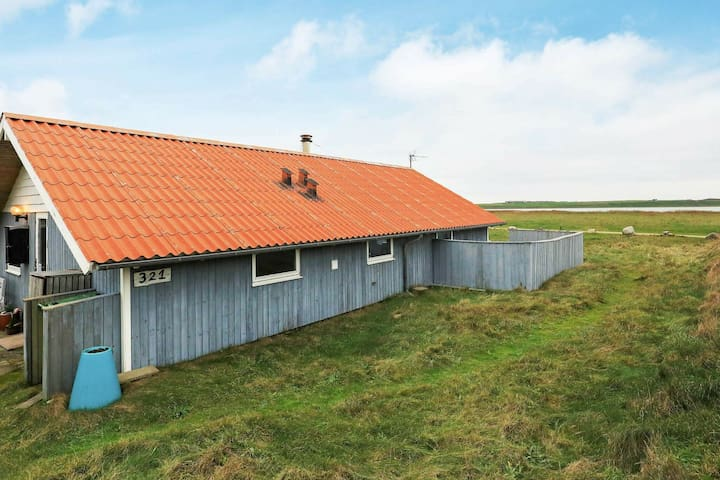 Modern Holiday Home in Jutland with Whirlpool