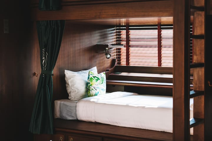 Cosy Bed in Music Box / Roof View for PHUKET TOWN