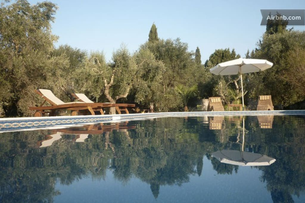 bed and breakfast near Lecce with swimming pool