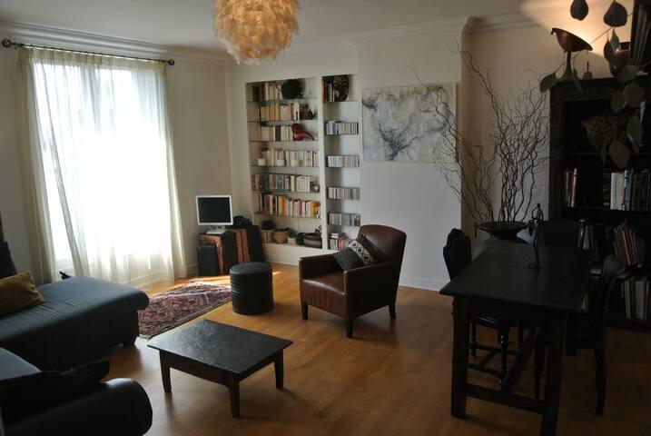 Appartement typique du 18ème siècle - Saint-Germain-en-Laye - Apartment