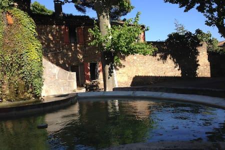 Gîte du Bassin ( Location semaine ) - Talairan - Haus