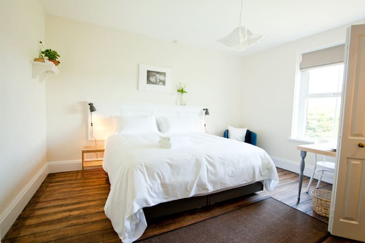 Gorgeous room, Pembrokeshire coast - Moylgrove - Bed & Breakfast
