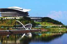 Nearby: Putrajaya International Convention Centre (pic from Google Image)