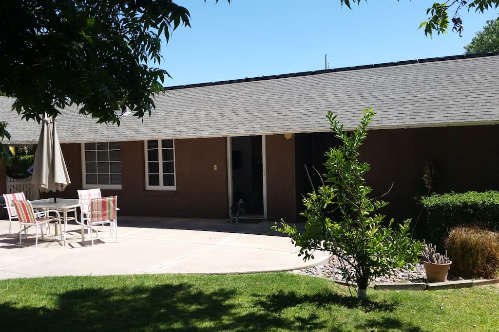 Cozy Guest House On Orange Houses For Rent In Mesa Arizona United States