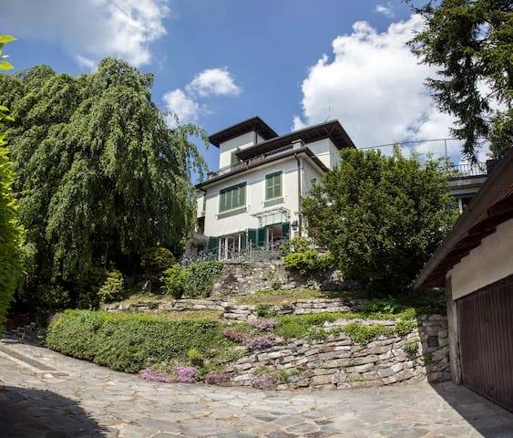 Villa Angelina-Brunate,Lago di Como - Brunate - Villa