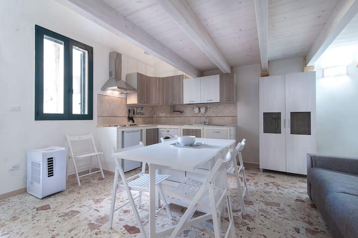 Nardò Salento monolocale soppalcato - Nardò - Rumah