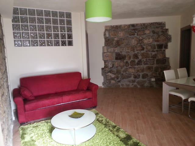 Appartamento sotto la Rocca
