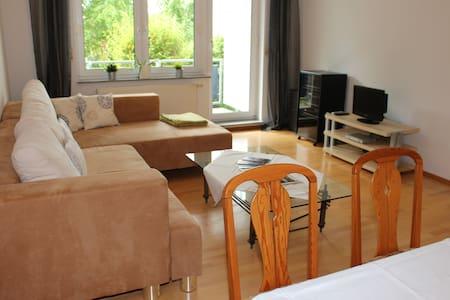 Geräumige Wohnung, zentral gelegen, dennoch ruhig - Speyer