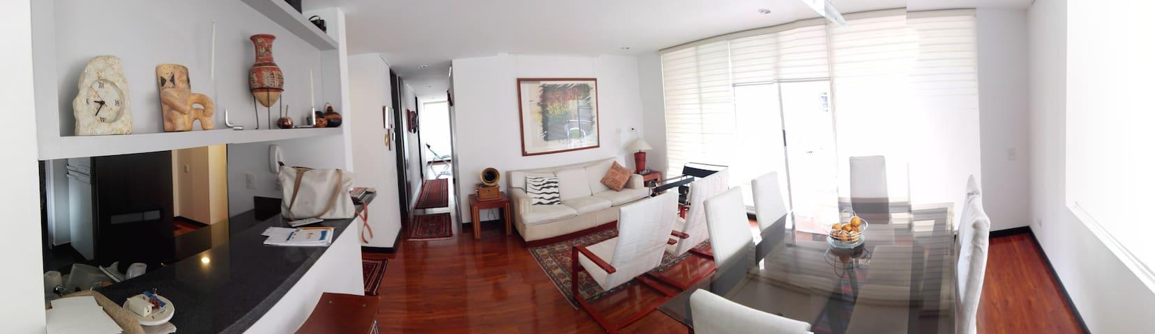 Ciudadela Felicidad / Apartamento Moderno - Bogotá