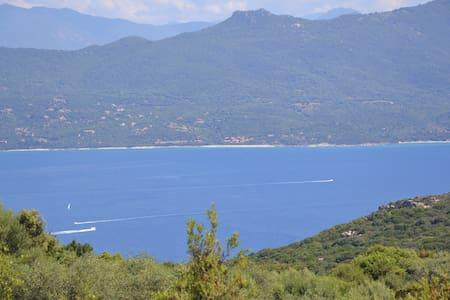 Chambre d'Hôte Corse du Sud splendide vue mer ! - Belvédère-Campomoro