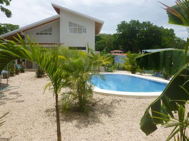 Casa del Sur: A Peaceful Oasis - Sámara - Hus