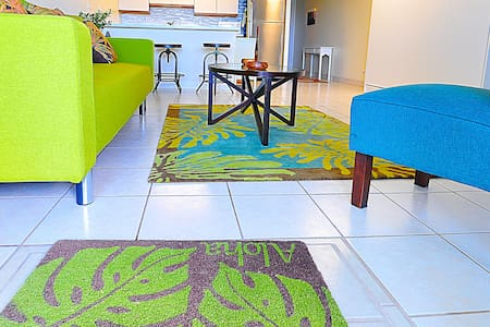 Scenic Beachfront Condo Sleeps 4 - Condominio