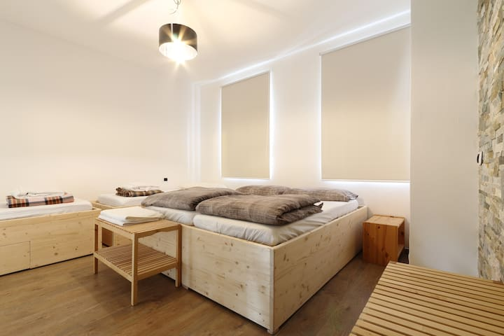 Bed & Wellness Hi-Tech - Laconicum - Belluno - Bed & Breakfast
