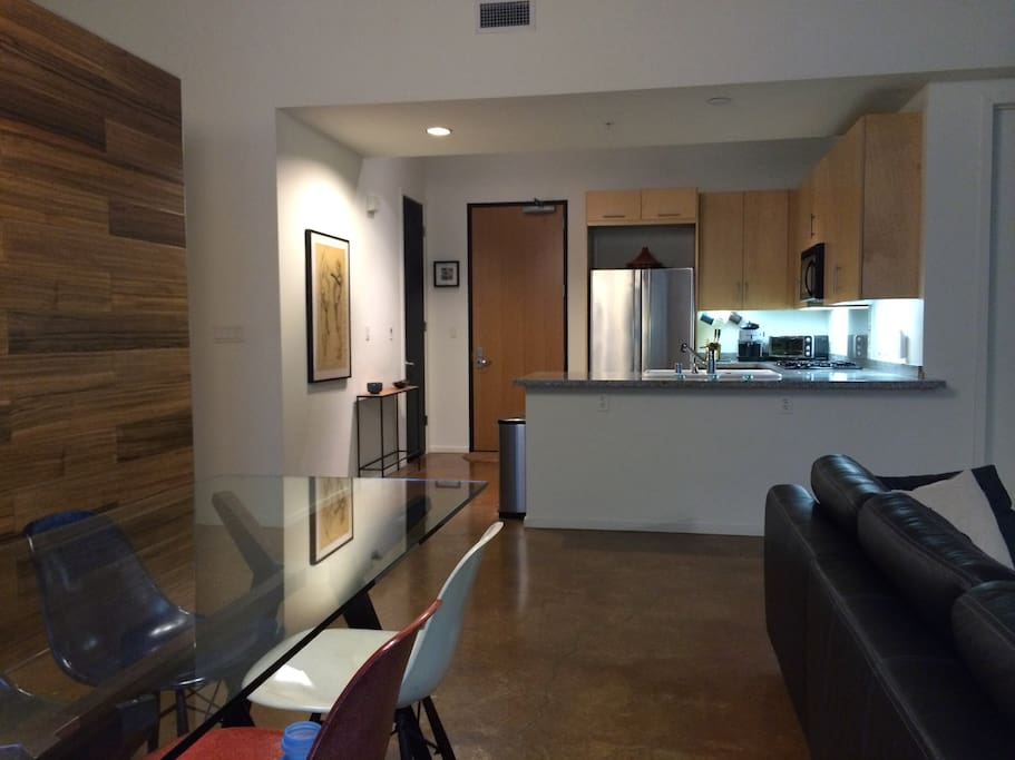 Gorgeous luxury loft in downtown san diego lofts - Loft industriel san diego californie ...