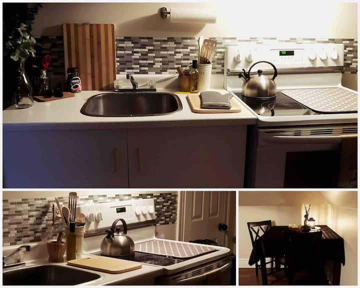 Homestead apartment 50min from dnt Toronto**