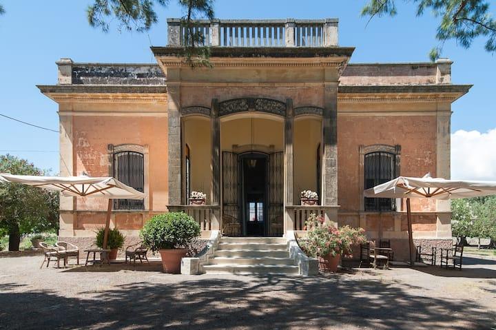 Villa near Gallipoli