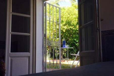 Kamer Azul / Cortijo Andaluz - Alhaurín el Grande - Bed & Breakfast