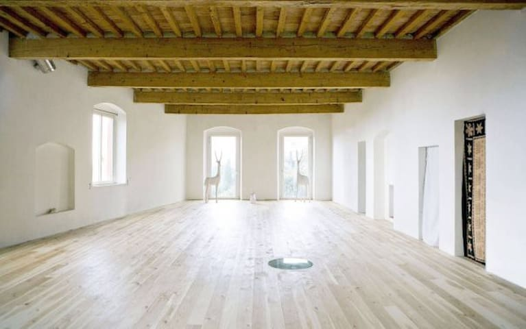 Beautiful loft with sea view 150 mq