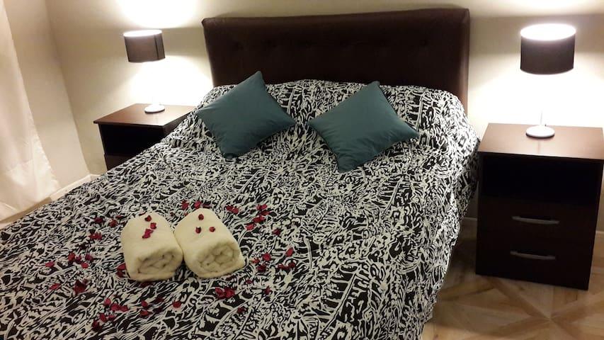 Dormitorios confortables..