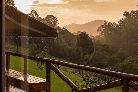 Casa de luxo na montanha - Santo Antônio do Pinhal