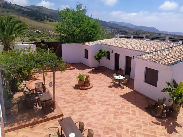 Apartment in beautiful rural villa in Almería