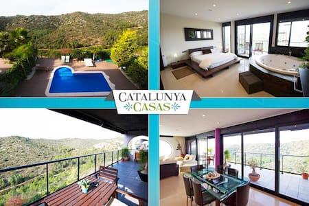 Casa Moderna de Calafell para 8 personas, a sólo 4 km de las playas de la Costa Dorada! - Costa Dorada