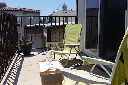 Lofty Room in Hermosa Beach - Hermosa Beach
