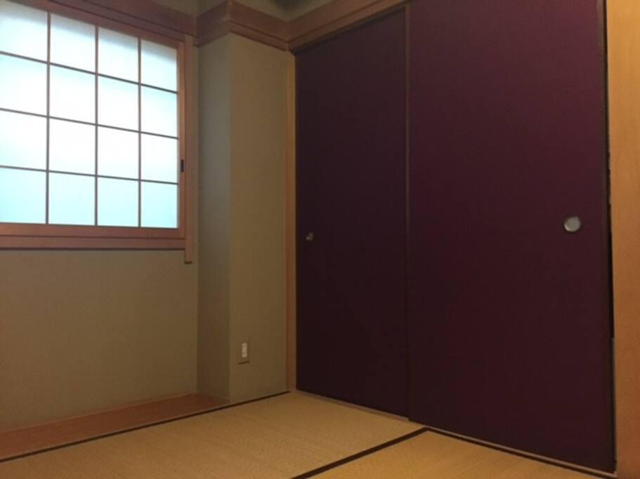 日本的和室です 6 tatamis