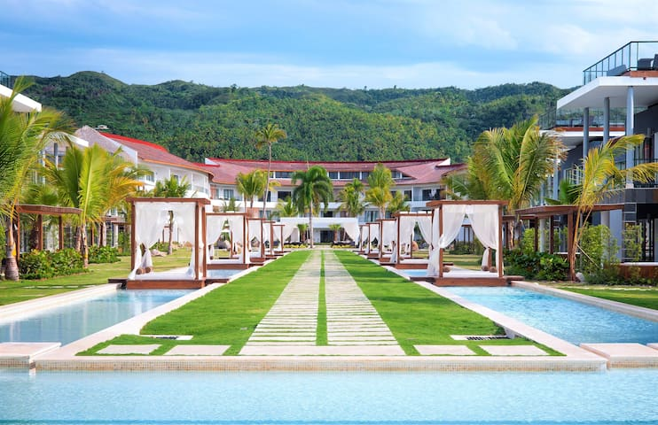 SUBLIME SAMANA LUXURY WITH ROOFTOP JACUZZI ✔️
