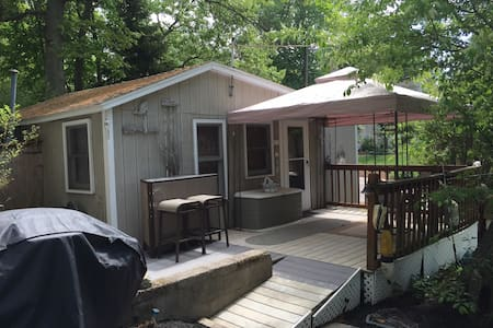 Cozy North Fork Beach Bungalow - Mattituck - Cabana