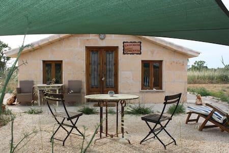 ♥ romantic guest cottage  EsTrenc ♥ - Ses Salines - Casa