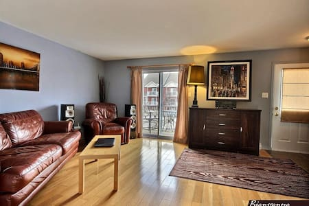 Spacious Condo Ottawa Region 1 - 加蒂諾 - 公寓