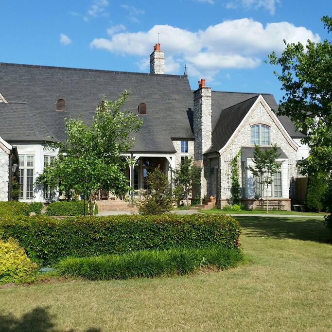 French country manor sanctuary villas for rent in for French country manor