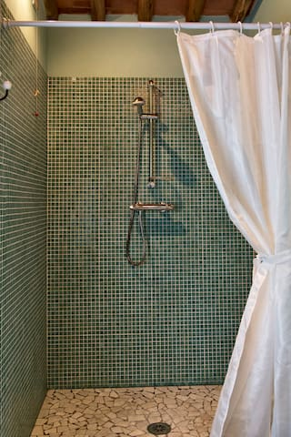 THE BIG SHOWER