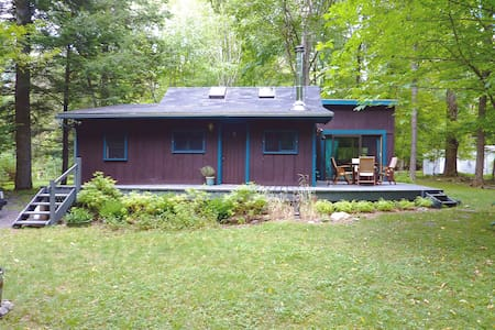 Woodstock Treescape Cottage - Bearsville