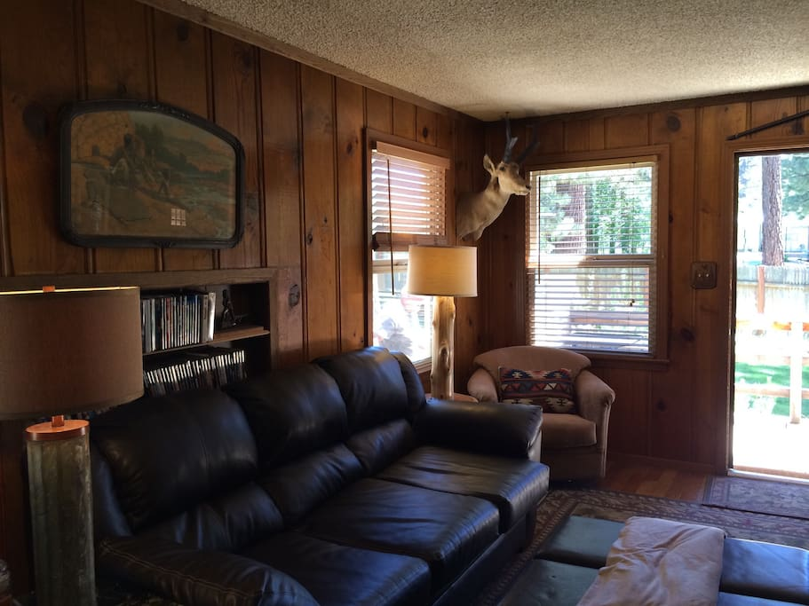 Great Cabin In South Lake Tahoe Cabins For Rent In South