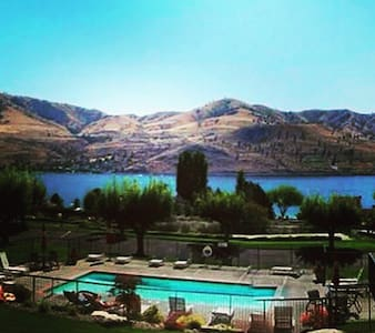 1 Bedroom Condo Lake Chelan Shores - Chelan